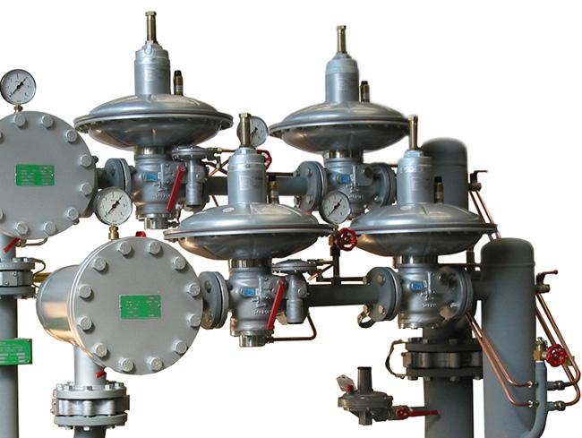 Регулятор 139-bv-v/n DN80 PN25