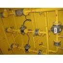 Газорегуляторный пункт с узлом учета газа ШГРП-2-М2R25-Delta-G10