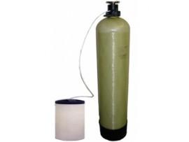 Система умягчения воды ручная