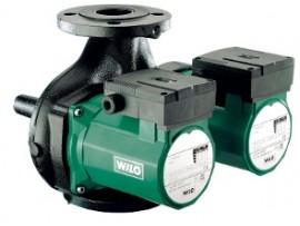Насос Wilo TOP-SD (циркуляционный с мокрым ротором сдвоенный)