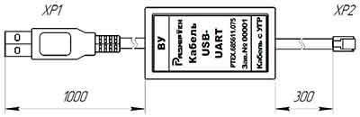 USB-UART-RJ