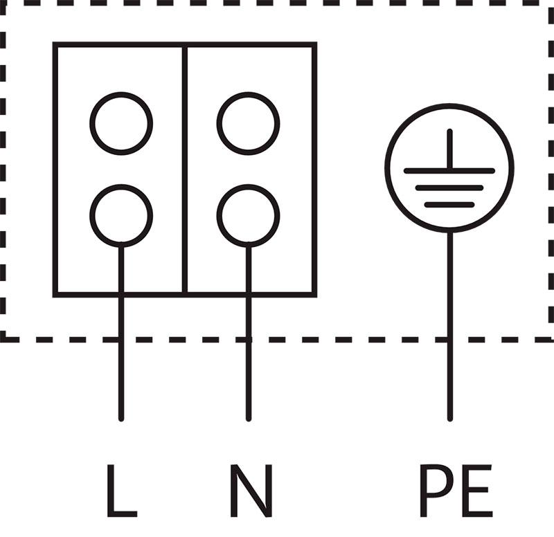 Схема подключения циркуляционного насоса Wilo Star-RS 25/6