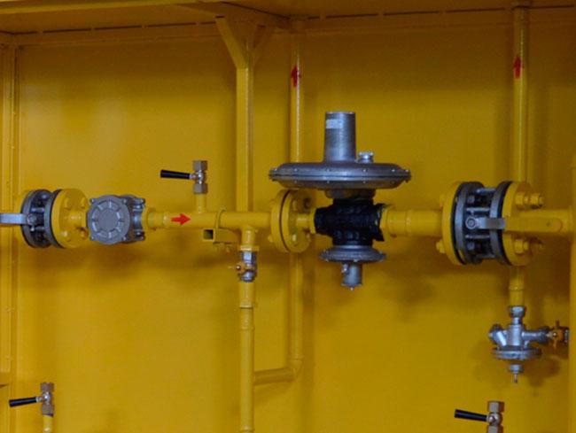 Регулятор давления газа Актарис (Actaris) RB 3200