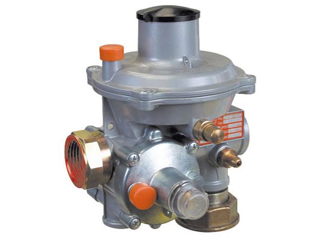 двухступенчатый регулятор давления газа