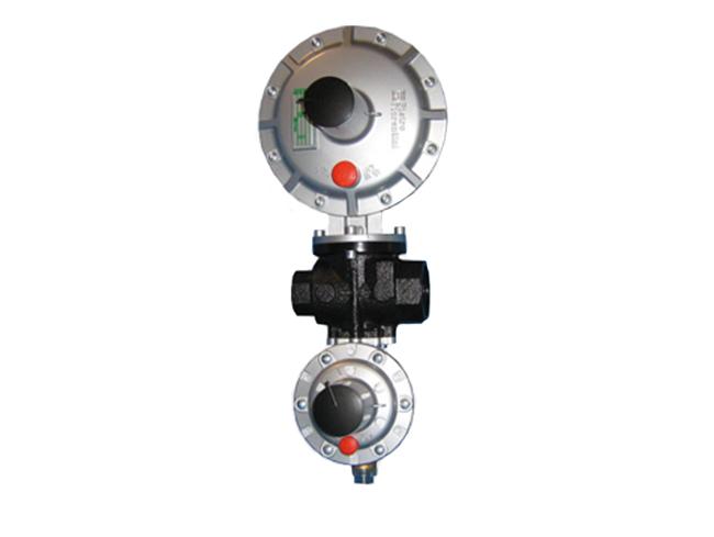 Регулятор DIVAL-500A 1  Р вых.170-300mbar MP с ПЗК LA (сталь)