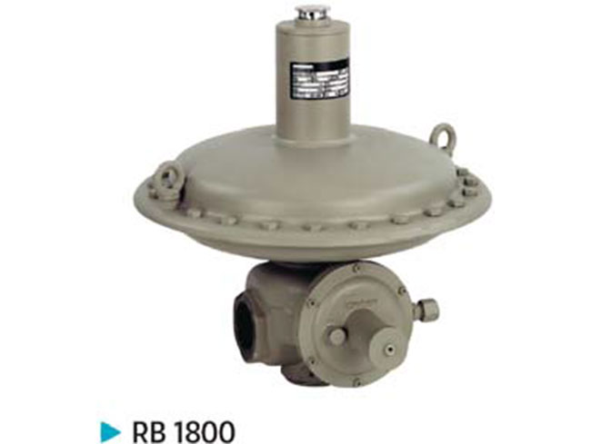 регуляторы давления газа itron